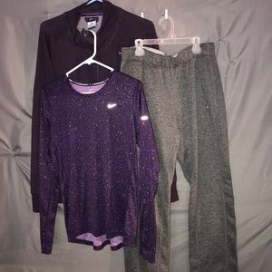 Woman's Nike outfit